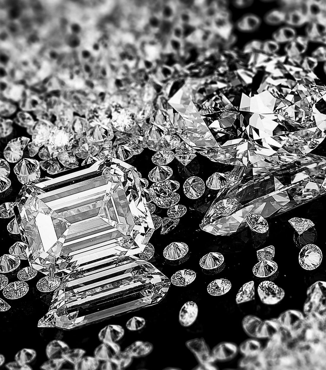 Diamond Snow Long